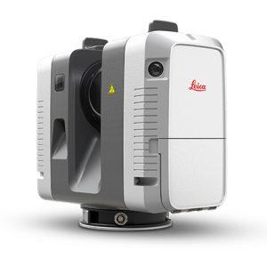 ESCANER 3D LEICA RTC 360