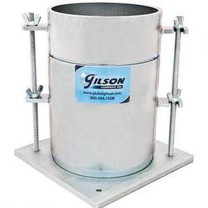 Juego de moldes BRA-60 California Bearing Ratio (CBR)