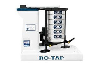 Agitador de tamiz WS Tyler®Ro-Tap® de 8pulgadas (110 / 220V / 50Hz)