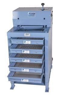 Testing Screen w/ Hydraulic Clamping (230V / 50Hz)