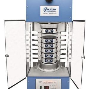 Gilsonic UltraSiever®Sonic Sifter ga-8