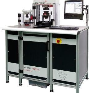Máquina de ensayos de resistencia cemento AUTOTEST / CIB
