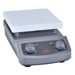 Agitador magnético de placa calefactora analógica
