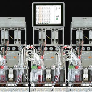 Biorreactor de sobremesa Multifors 2