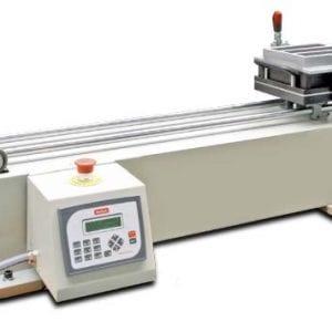 Compactadora para ensayos de resistencia de cementos