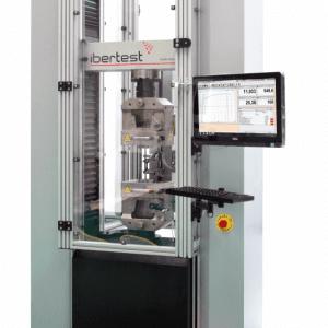 Maquina de ensayo de materiales electromecánica – EUROTEST