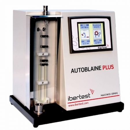 Equipo de ensayo automático de permeabilidad del cemento – AUTOBLAINE PLUS