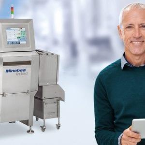 Sistema de inspección por rayos X para material a granel