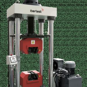 Maquina de ensayos universal hidráulica – Serie IBMT4
