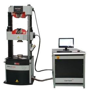 Máquina de ensayo universal hidráulica – Serie IBMU2