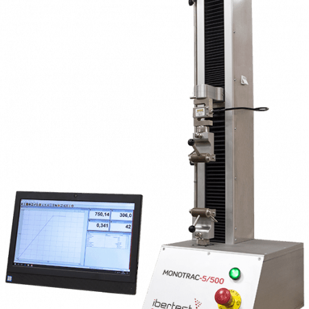 Máquinas de ensayo electromecánica – Serie MONOTRAC / DUOTRAC