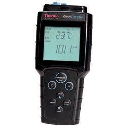 Medidor resistente al agua portátil de temperatura/oxígeno disuelto Orion Star A123