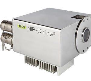 Sistema multipunto en línea NIR