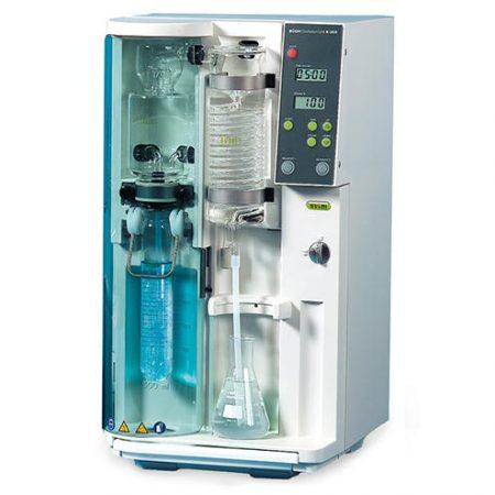 Unidad de destilación K-350 / K-355