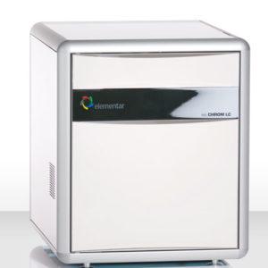 Cromatografía de entrada