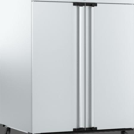 Estufa de secado para salas bancas