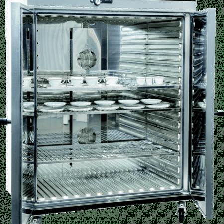 Estufa universal con lavaplatos