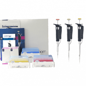PIPETMAN Classic 4-Pipette Kit