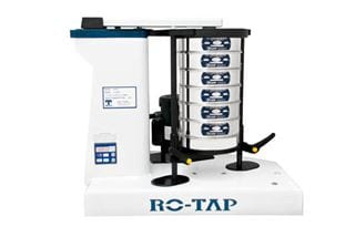 Agitador de Tamiz Ro-Tap de 8pulgadas (110/220V / 50 Hz)  Modelo:SS-30F